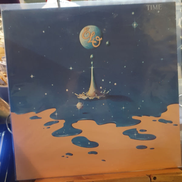 E.L.O, Time LP (2nd Hand)