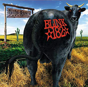 NEW (Euro) - Blink 182, Dude Ranch LP