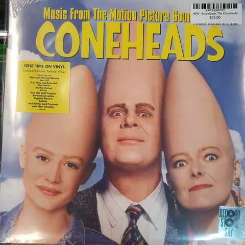 NEW - Soundtrack, The Coneheads OST