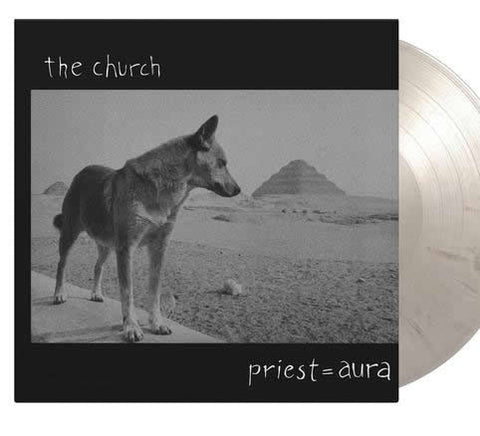 NEW - Church (The), Priest = Aura (Black White) 2LP