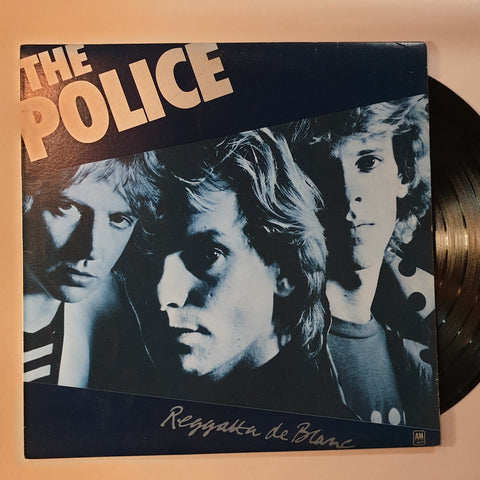 Police (The), Regatta de Blanc LP (2nd Hand)