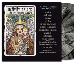 NEW - Various Artists, Nativity in Black (Swirl) RSD 2LP