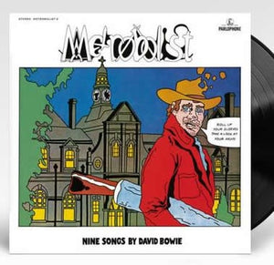 NEW - David Bowie, Metrobolist LP