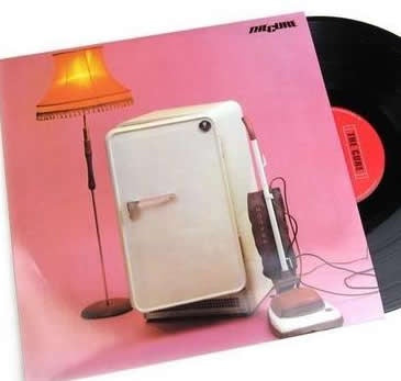 NEW - Cure (The), Three Imaginary Boys LP