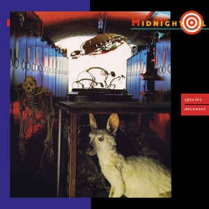NEW - Midnight Oil, Species Deceases Vinyl