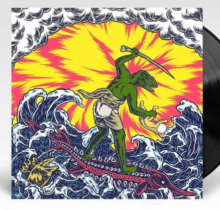 NEW - King Gizzard & The Lizard Wizard, Teenage Gizzard LP