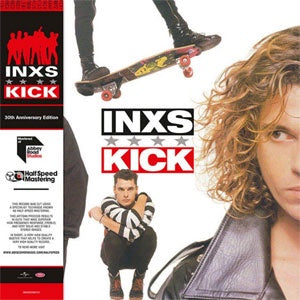 NEW - INXS, Kick - Limited Edition Half Speed
