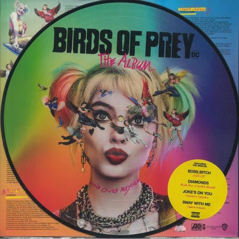 NEW - Soundtrack, Birds of Prey LP Picture Disc