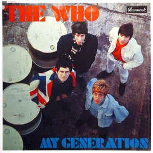 NEW - Who (The), My Generation
