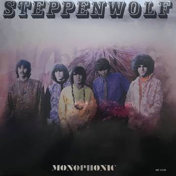 NEW - Steppenwolf, Steppenwolf Clear LP