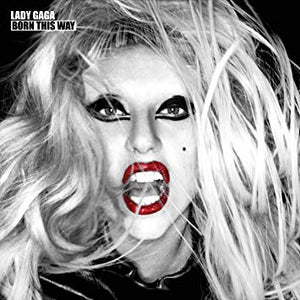 NEW (Euro) - Lady Gaga, Born This Way 2LP