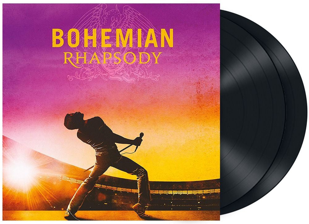 NEW - Queen, Bohemian Rhapsody 2LP (OST)