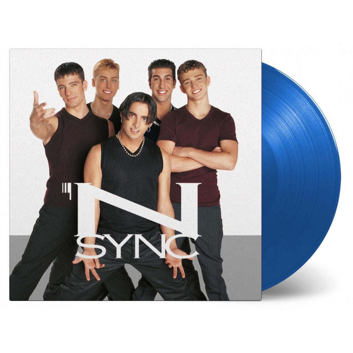 NEW - Nsync, Nsync Blue Vinyl Limited Edition Vinyl