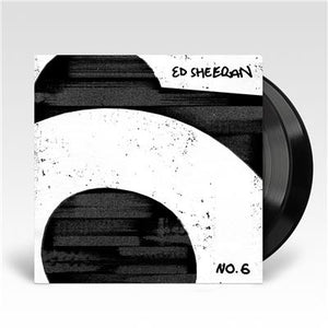 NEW - Ed Sheehan, No. 6 Collaborations Vinyl 2LP