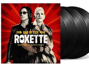 NEW - Roxette, Bag of Trix (Music from the Vault) 4LP