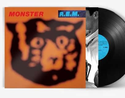 NEW - R.E.M, Monster - 25th Anniversary Edition LP
