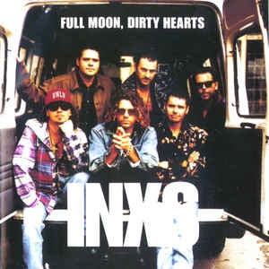 NEW - INXS, Full Moon, Dirty Hearts LP