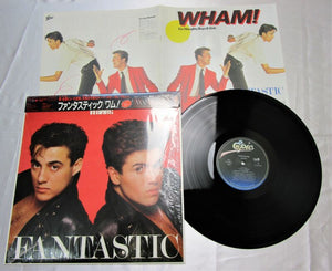 Wham, Fantastic LP (Japan) (2nd Hand)