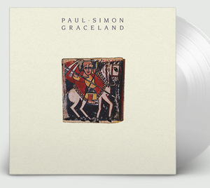 NEW - Paul Simon, Graceland Ltd Clear LP