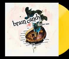 NEW - Hockey Dad, Brain Candy Yellow LP Indie Excl
