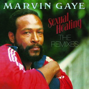 NEW - Marvin Gaye, Sexual Healing LP