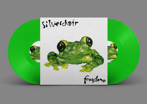 NEW - Silver Chair, Frogstomp Lime Green Vinyl 2LP