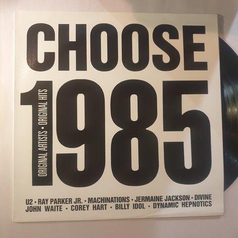 Various, Choose 1985 LP (2nd Hand)