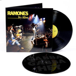 NEW - Ramones, It's Alive 2 RSD 2LP