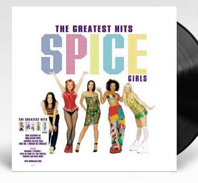 NEW - Spice Girls, Greatest Hits Deluxe LP