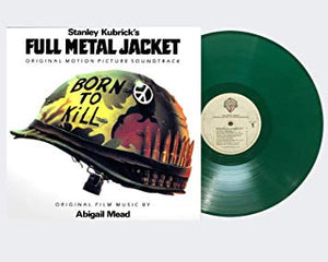 NEW - Soundtrack, Full Metal Jacket, Stanley Kubrick Dark Green Vinyl