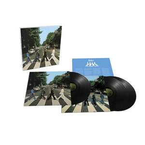 NEW - Beatles (The), Abbey Road 50th Anniversary 3LP