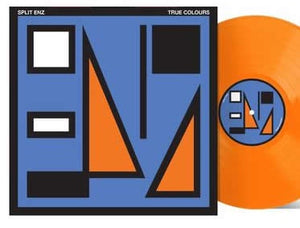NEW - Split Enz, True Colours Orange LP