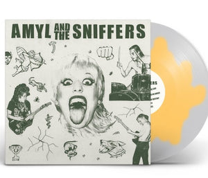 NEW - Amyl & the Sniffers, Amyl & the Sniffers Coloured LP