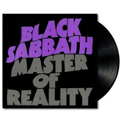 NEW - Black Sabbath, Master of Reality Vinyl LP