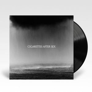 NEW - Cigarettes After Sex, Cry Black LP (MDC)