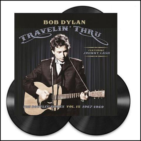 NEW - Bob Dylan, Travelin' Thru, 1967 – 1969: The Bootleg Series Vol. 15 - 3LP (SMA)