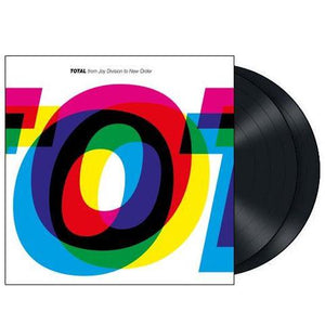 NEW - New Order/Joy Division, Total 2LP