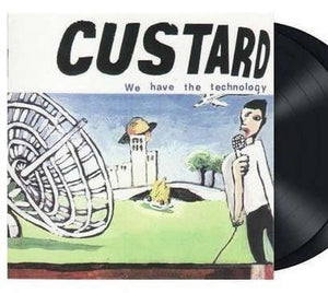 NEW - Custard, We have the Technology 2LP