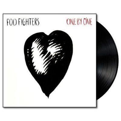 NEW - Foo Fighters, One By One 2LP
