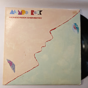 Mondo Rock, Chemistry LP (2nd Hand)