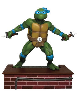 Teenage Mutant Ninja Turtles - Leonardo 1:8 Scale PVC Statue