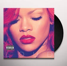 NEW (Euro) - Rihanna, Loud 2LP
