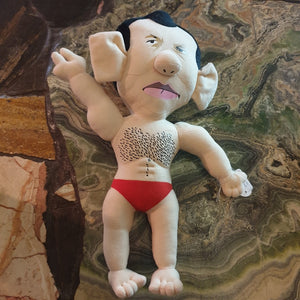 Tony Abbott Stuffed Toy - 40cm