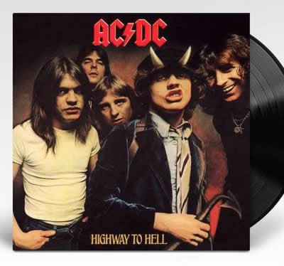 NEW - AC/DC, Highway to Hell LP