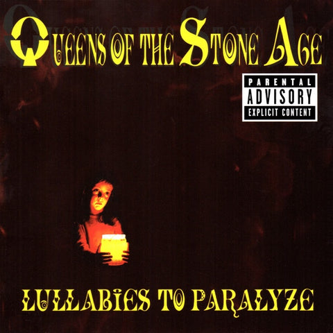 NEW - Queens of the Stone Age, Lullabies to Paralyze 2LP (UMA)