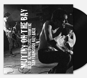 NEW - Dead Kennedys, Mutiny on the Bay LP