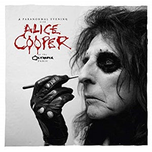 NEW - Alice Cooper, Paranormal