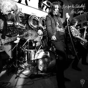 NEW - Alice Cooper. Live from the Astroturf 2LP