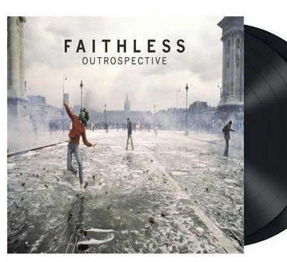 *NEW - Faithless, Outrospective 2LP