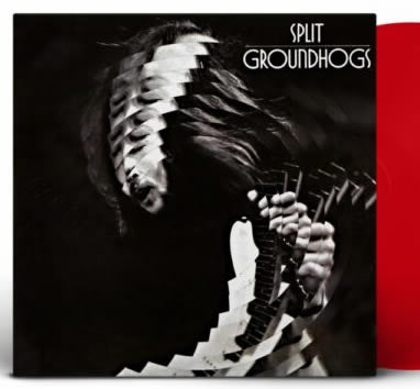 NEW - Groundhogs (The), Split (Cherry Red) 2LP